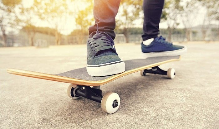 What-is-a-good-weight-for-a-skateboard