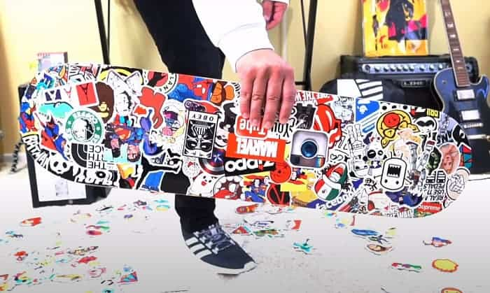 best skateboard stickers