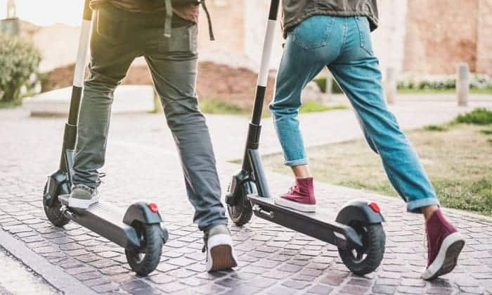 Is-a-skateboard-faster-than-a-scooter