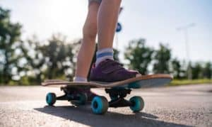 best skateboard wheels for asphalt