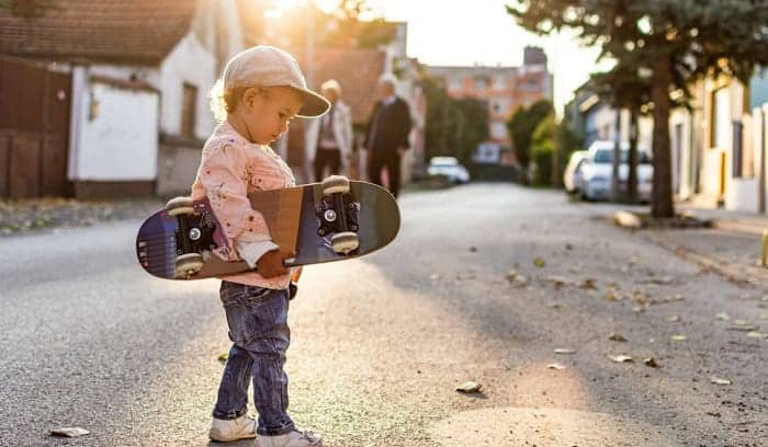 best skateboard for 3 year old