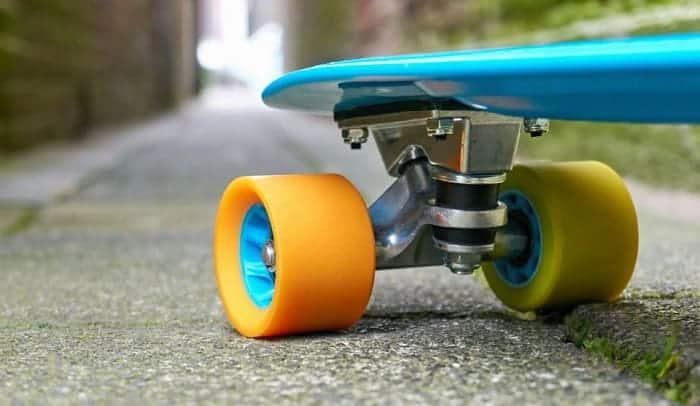 Does-water-ruin-skateboard-wheels
