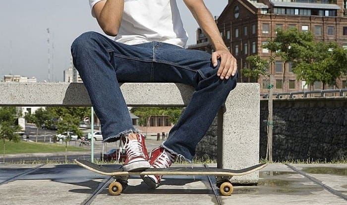 How to Lace Skateboard-Shoes