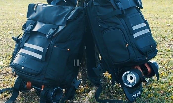 best electric skateboard backpack
