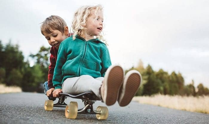 best skateboard for 4 year old