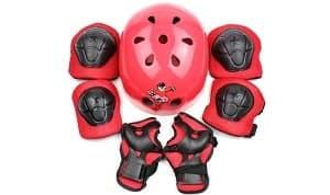 Skateboarding-gears