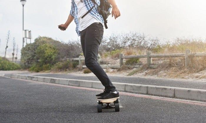 best hub motor skateboard