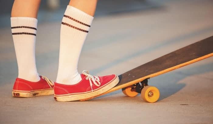 best skateboard socks