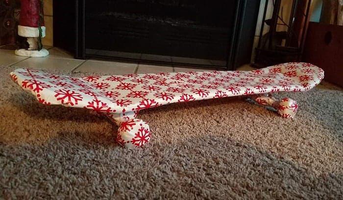 how to wrap a skateboard