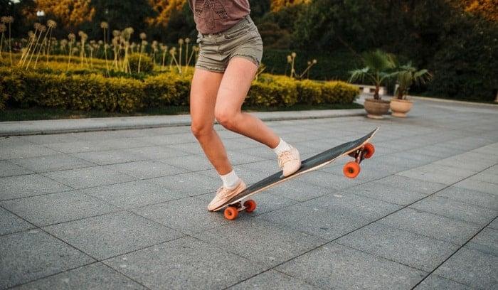 best longboard for tricks