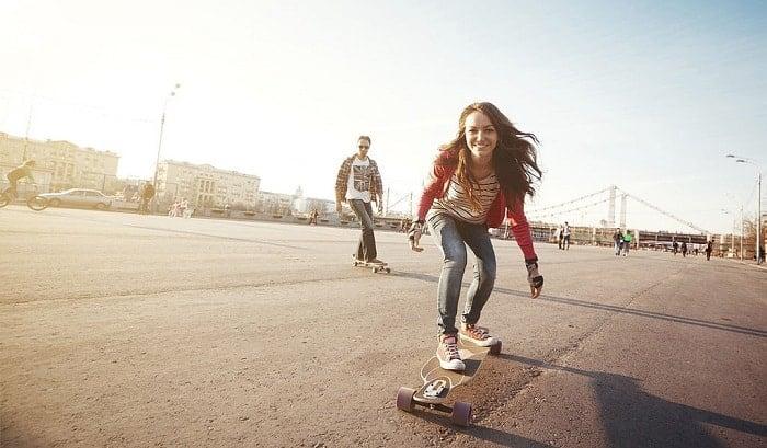 downhill-freeride-longboard