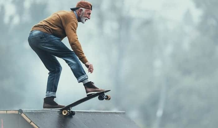 how old is too old to skateboard