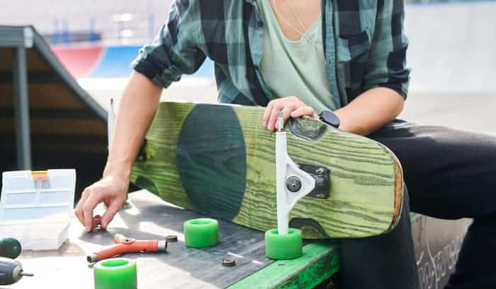 how to assemble longboards