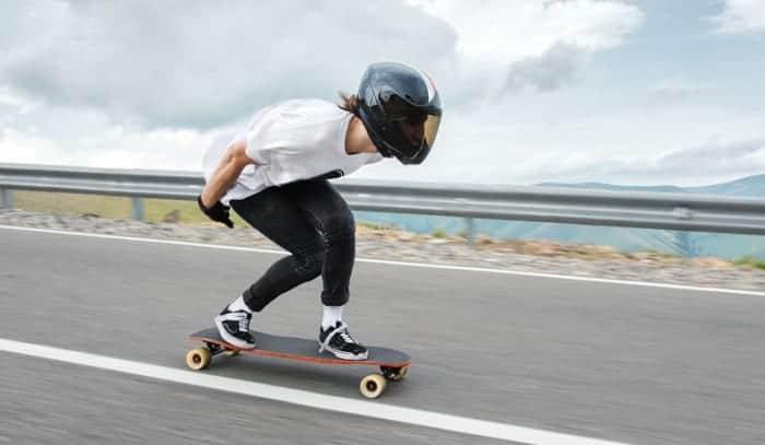 how to powerslide on a longboard