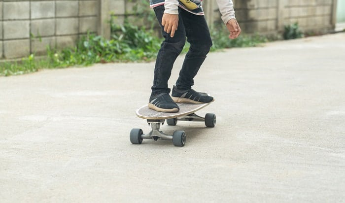 how to pump on a longboard