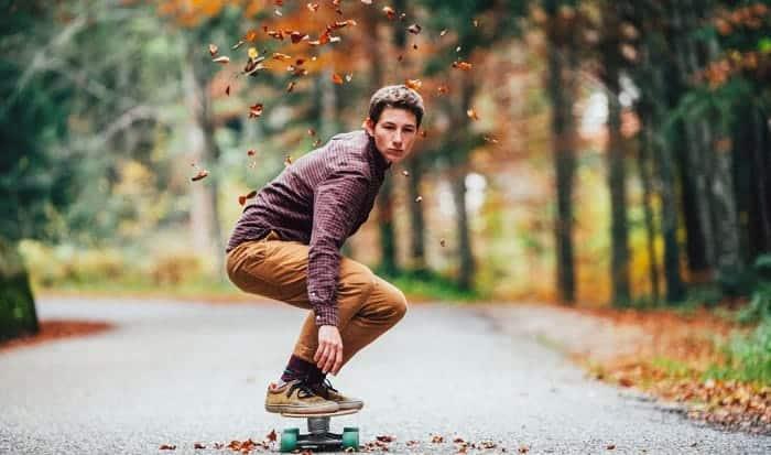 how to revert skateboard