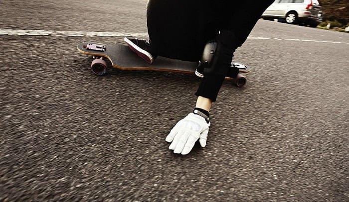 how to make slide gloves for longboarding
