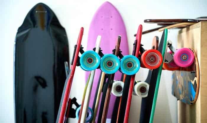 longboard-bearing-cleaning
