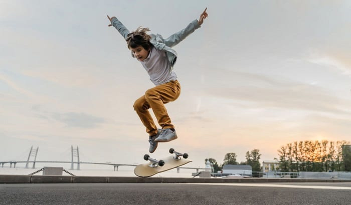 how many skateboard tricks are there