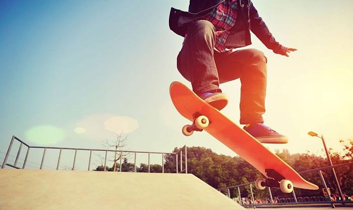 how to pop a skateboard