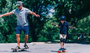 is skateboarding hard to learn
